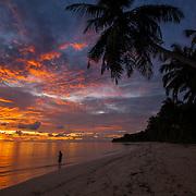 Soups at Sunrise. Kandui Resort, Mentawais Islands, Indonesia.