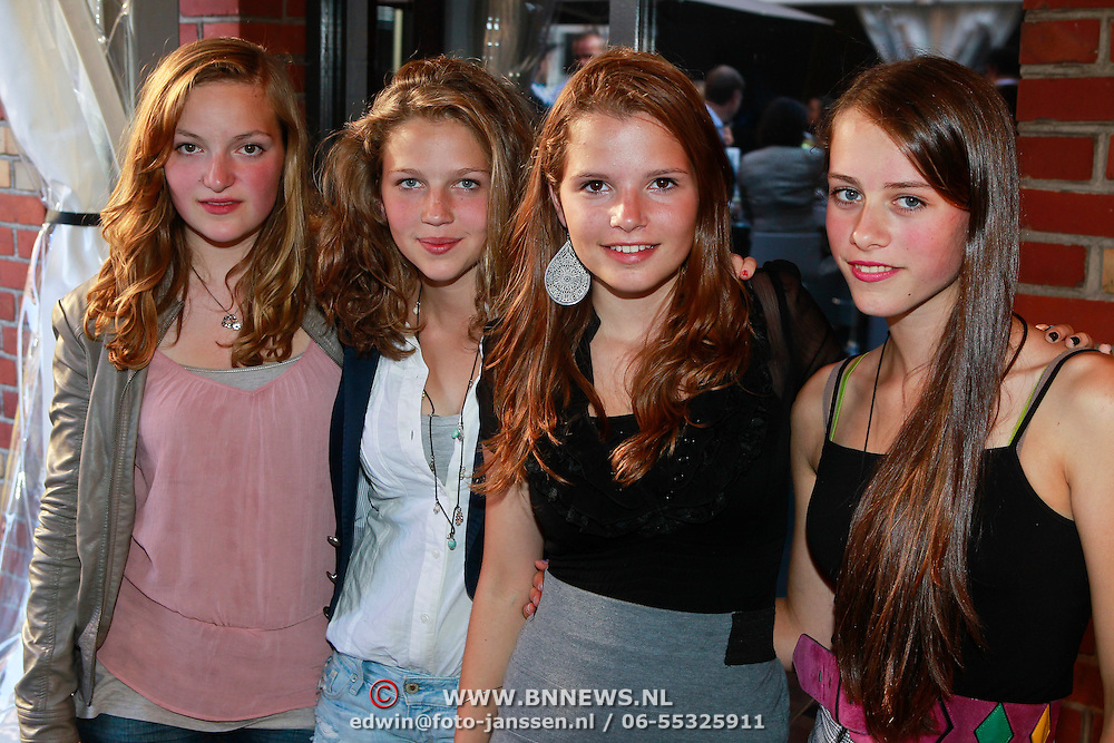 NLD/Amsterdam/20110715 - AIFW 2011 Summer, show Sheguan Hu,