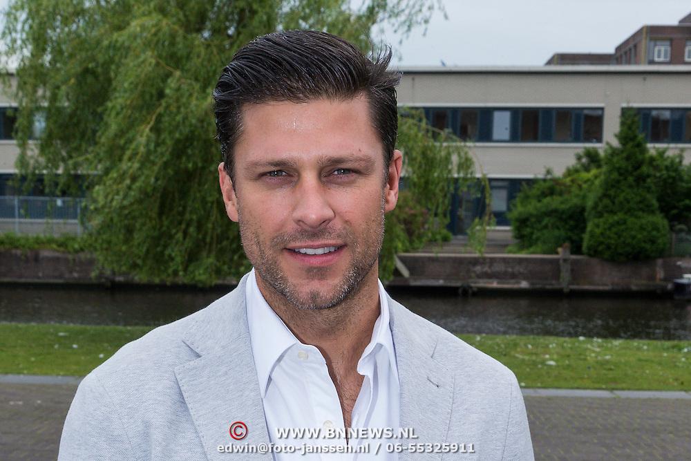 """NLD/Amsterdam/20130626 - Uitreiking Jackie""""s Best Dressed 2013, Greg Vaughan"""