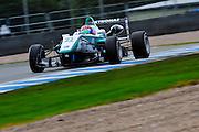 2012 British F3 International Series.Donington Park, Leicestershire, UK.27th - 30th September 2012.Jazeman Jaafar, Carlin..World Copyright: Jamey Price/LAT Photographic.ref: Digital Image Donington_F3-18297
