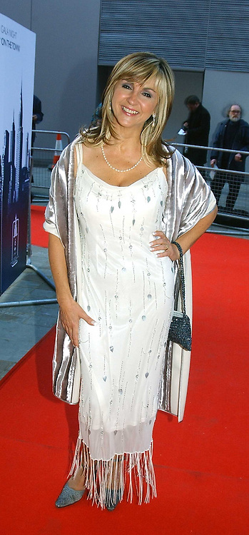LESLEY GARRETT at the English National Opera's 'On The Town' presented by SKY and Artsworld followed by a Tribute to Leonard Bernstein hosted by Jerry Hall at The London Coliseum, St.Martin's Lane, London WC2 on 11th May 2005.