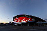 Portugal vs. Mexico KAZAN, RT - 18.06.2017: PORTUGAL VS. MEXICO - External overview of the Arena after match between Portugal and Mexico valid for the first round of the Confederations Cup 2017, this Sunday (18), held at the Kazan Arena in Kazan, Russia. <br /> stadion , illustrasjon<br /> <br /> <br /> Norway only