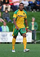 Photo: Maarten Straetemans.<br /> FC Zwolle v Norwich City. Pre Season Friendly. 25/07/2007.<br /> Jon Otsemobor (Norwich City)