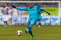 TILBURG - 19-02-2017, Willem II - AZ, Koning Willem II Stadion, 1-1, AZ speler Dabney dos Santos Souza