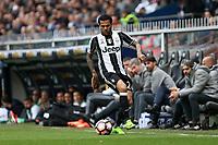 19.03.2017 - Genova - Serie A 2016/17 - 29a giornata  -  Sampdoria-Juventus  nella  foto:  Dani Alves - Juventus