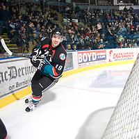 112511 Kootenay Ice at Kelowna Rockets