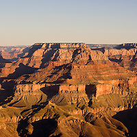 Grand Canyon at sunrise, Arizona, USA