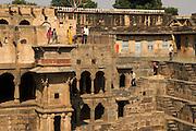 Step well outside Jaipur, Rajasthan