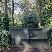 NLD/Laren/20130204 - Woning Vredelaan Laren directeur SNS Sjoerd van Keulen