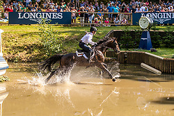 Etzel Felix, GER, Bandit 436<br /> European Championship Eventing<br /> Luhmuhlen 2019<br /> © Hippo Foto - Dirk Caremans