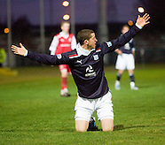 Stirling Albion v Dundee - Scottish Cup - 19.11.2011