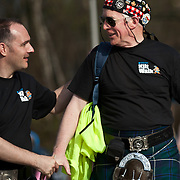 Kiltwalk 2011 (The walkers)