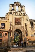 Spain, Seville, historic city centre