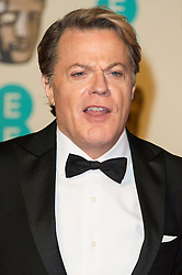 © Licensed to London News Pictures. 14/02/2016. London, UK. EDDIE IZZARD arrives on the red carpet for the EE British Academy Film Awards 2016 after party held at Grosvenor House . London, UK. Photo credit: Ray Tang/LNP Photo credit: Ray Tang/LNP