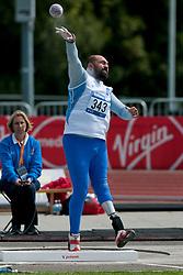 KYRIAKIDIS Miltiadis, 2014 IPC European Athletics Championships, Swansea, Wales, United Kingdom