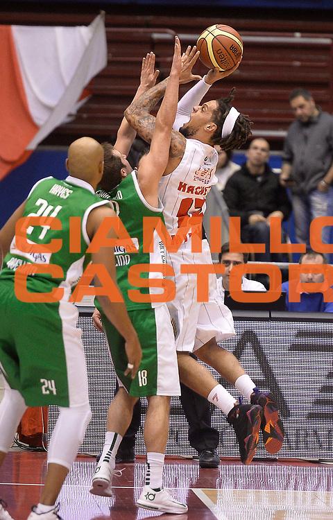DESCRIZIONE : Milano campionato serie A 2013/14 EA7 Olimpia Milano Sidigas Avellino <br /> GIOCATORE : Daniel Hackett<br /> CATEGORIA : tiro penetrazione<br /> SQUADRA : Olimpia Milano<br /> EVENTO : Campionato serie A 2013/14<br /> GARA : EA7 Olimpia Milano Sidigas Avellino<br /> DATA : 29/12/2013<br /> SPORT : Pallacanestro <br /> AUTORE : Agenzia Ciamillo-Castoria/R. Morgano<br /> Galleria : Lega Basket A 2013-2014  <br /> Fotonotizia : Milano campionato serie A 2013/14 EA7 Olimpia Milano Sidigas Avellino<br /> Predefinita :