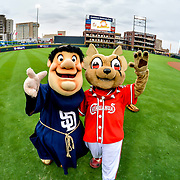 Padres vs Chihuahuas, Southwest University Park, El Paso Tx, March 26, 2018 Andres Acosta / El Paso Herald-Post