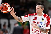 Pregame, DOLOMITI ENERGIA TRENTINO vs EA7 EMPORIO ARMANI OLIMPIA MILANO, gara 3 Finale Play off Lega Basket Serie A 2017/2018, PalaTrento Trento 9 giugno 2018 - FOTO: Bertani/Ciamillo