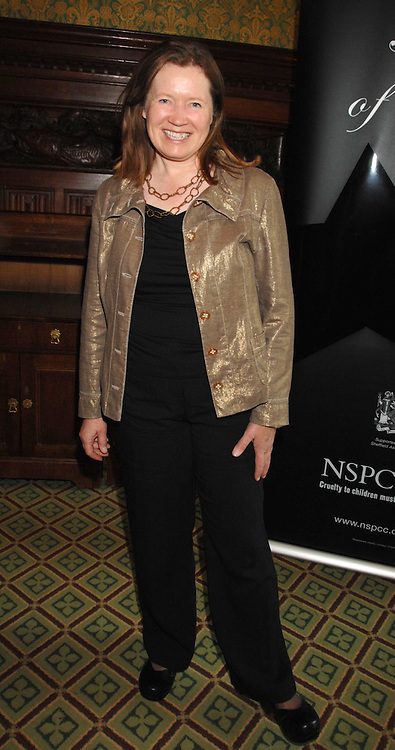 Writer TOREY HAYDEN at a reception for the third NSPCC Hall of Fame Awards Ceremony in the Members Dining Room, The House of Commons, London on 15th May 2007.<br />