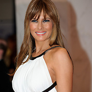 Melania Trump at the 2011White House Correspondents Dinner at the Washington Hilton. Photo by Kyle Gustafson