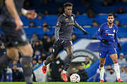 Sheffield Wednesday forward Lucas Joao (18) during the The FA Cup fourth round match between Chelsea and Sheffield Wednesday at Stamford Bridge, London, England on 27 January 2019.