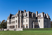 Ochre Court on the grounds of Salve Regina University, Cliff Walk, Newport, Rhode Island, USA