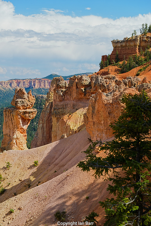 Bryce Canyon National Park.Utah.
