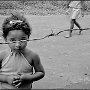 NI—OS DE PORAI - Homenaje a Mariano Diaz.Photography by Aaron Sosa.San Vicente, Estado Apure - Venezuela 2002.(Copyright © Aaron Sosa)