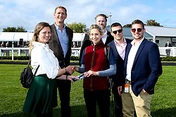 Winner of Best groomed race 6 - Mandatory by-line: Robbie Stephenson/JMP - 04/09/2019 - PR - Bath Racecourse - Bath, England - Bath Races
