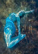 Gracie Underwater by Craig