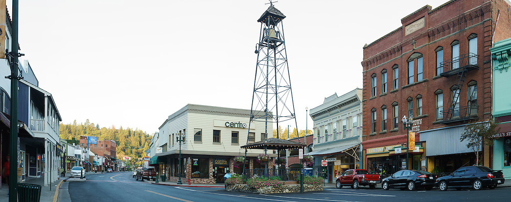 Downtown Placerville, CA. (46349 x 18359 pixels)