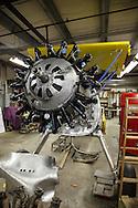 Boeing model 70 restoration.