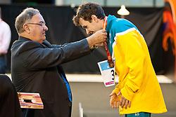 LEVY Matthew AUS at 2015 IPC Swimming World Championships -  Men's 50m Freestyle S7