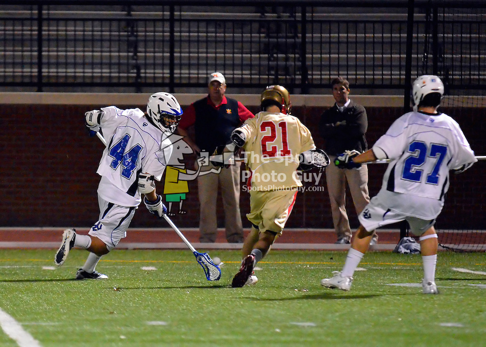 NCAA Men's Lacrosse (exhibition): Generals triumph in Lee-Jackson Lacrosse Classic, 19-8 over Keydets