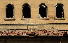 Cairo - Bombing At Saint Peter And Saint Paul Coptic Orthodox Church - 11 Dec 2016