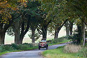 1912 Clément-Bayard vintage car on a Veteran Car Club rally around Gloucestershire, United Kingdom