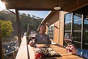 Lifestyle wine tasting, Paso Robles, California