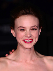 Carey Mulligan arriving for the premiere of her new film Inside Llewyn Davis, in London,  Tuesday, 15th October 2013. Picture by Nils Jorgensen / i-Images
