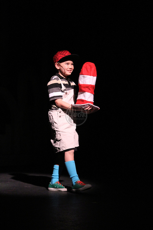 Broadway Bound Children's Theatre production of Seussical The Musical - Cast B, June 2012.