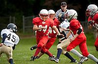 U6 Laconia Chiefs versus Windham 10am game September 18, 2011.