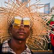 PANAMA CITY / CIUDAD DE PANAMA<br /> Carnaval de la City 2011<br /> Photography by Aaron Sosa.<br /> Panama City - Panama 2011.<br /> (Copyright © Aaron Sosa)