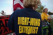 Protest upstate NY