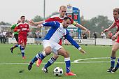 Blauw Wit '34 1 - CVVO 1 (21-09-2014)