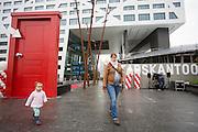 In Utrecht wordt het nieuwe Stadskantoor geopend