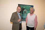 ANDREW MARR; BERNARD JACOBSON, William Tillyer, 80th birthday exhibition. Bernard Jacobson. 28 Duke st. SW1 25 September 2018