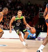 DESCRIZIONE : Tour Preliminaire Qualification Euroleague Aller<br /> GIOCATORE : JACKSON Edwin<br /> SQUADRA : Villeurbanne<br /> EVENTO : France Euroleague 2010-2011<br /> GARA : Le Mans Villeurbanne <br /> DATA : 28/09/2010<br /> CATEGORIA : Basketball Euroleague<br /> SPORT : Basketball<br /> AUTORE : JF Molliere par Agenzia Ciamillo-Castoria <br /> Galleria : France Basket 2010-2011 Action<br /> Fotonotizia : Euroleague 2010-2011 Tour Preliminaire Qualification Euroleague Aller<br /> Predefinita :