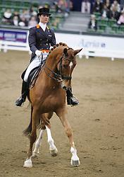 Cornelissen Adelinde (NED) - Parzival<br /> FEI World Cup Dressage - Grand Prix<br /> Gˆteborg 2010<br /> © Hippo Foto - Lotta Gyllensten