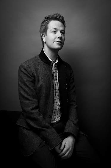 Mark Pearson, founder of Markco Media. 2011