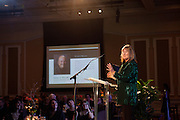 Suzi Wyckoff  at Ohio University Alumni Association's Annual Awards Gala at Baker University Center on October 11, 2013.