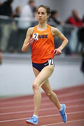 5000, Syracuse<br /> BU Terrier Indoor track meet